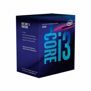 CPU Intel Core I3 9100F - LGA 1151-V2