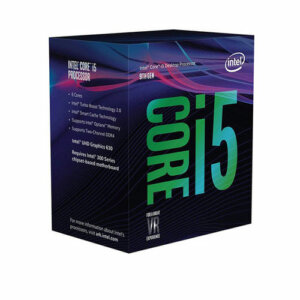CPU Intel Core I5 9400F-LGA 1151-V2