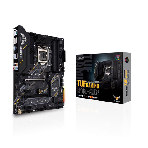 Mainboard Asus TUF B460-Plus