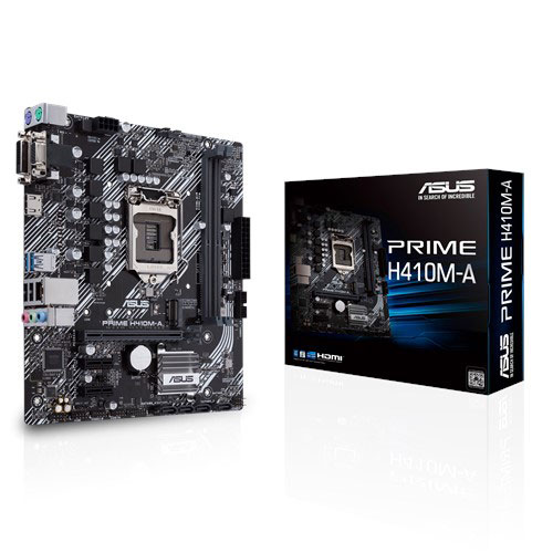 Mainboard Asus Prime H410M-A