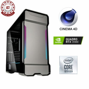 Máy Bộ Workstation Cho Cinema 4D CPU Intel
