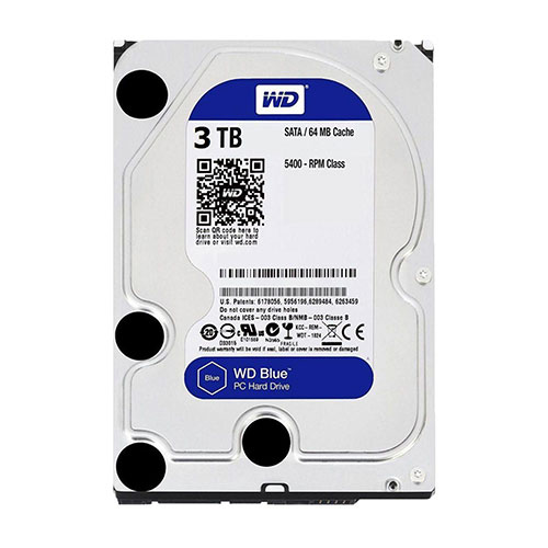 Ổ Cứng HDD WD Blue 3TB