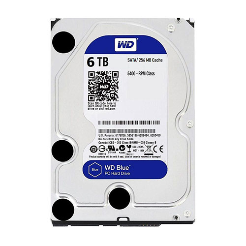 Ổ Cứng HDD WD Blue 6TB