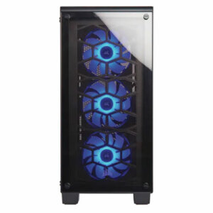 Case Corsair Crystal 460X-RGB Mid-Tower