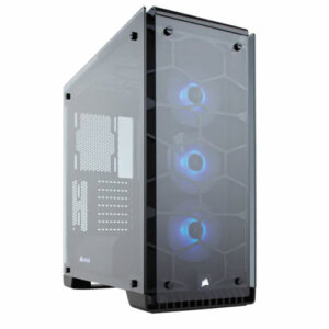 Case Corsair Crystal Series 570X-RGB Mid-Tower