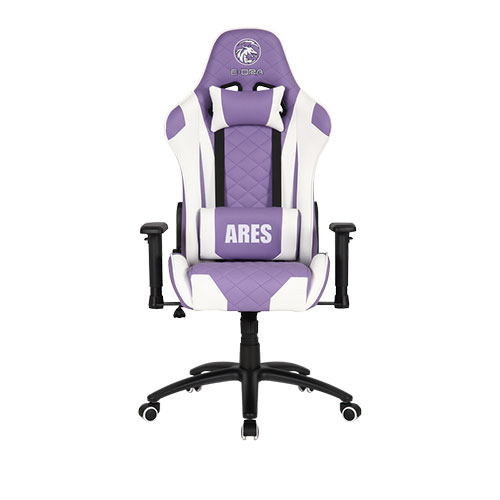 Ghế E-Dra Ares EGC207 White Purple