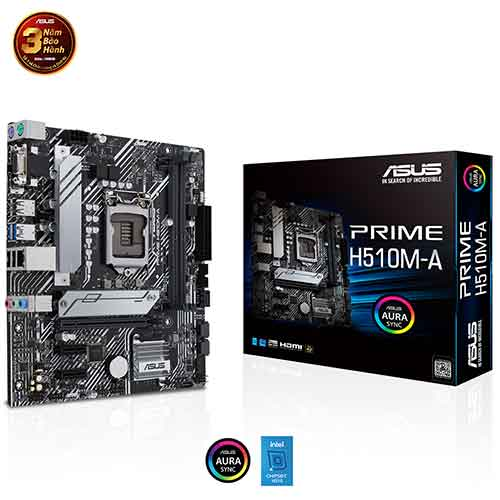 Mainboard Asus Prime H510M-A