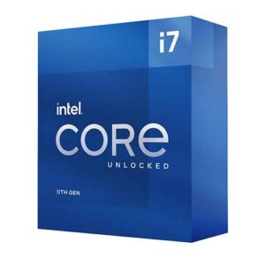 CPU Intel Core I7 11700K